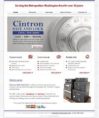 Cintron Safe and Lock