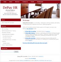 Depuy HR Associates Executive HR Solutions