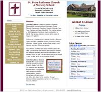 St. Peter Lutheran Church & Nursery School