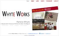 Pamela Whyte - Independent Producer/Writer/Content Strategist